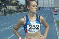Francesca Veneto è settima in Italia nei 400 metri