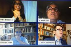 Cittadinanza come «password»: Moro e D'Ambrosio ospiti nella seconda serata del Festival per la Legalità