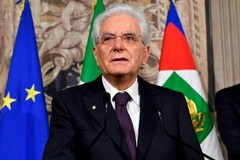 Giorno del Ricordo, Mattarella: «Sciagura nazionale»
