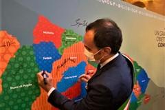Il sindaco di Terlizzi firma il il Piano Strategico Metropolitano