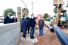 Martedì 27 ottobre consegna del cantiere di via Mariotto e ripristino della circolazione stradale. Le FOTO