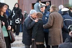 FOTO. Grande partecipazione ai funerali di Antonietta Vendola