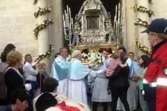 I festeggiamenti di aprile per la Madonna di Sovereto in diretta streaming