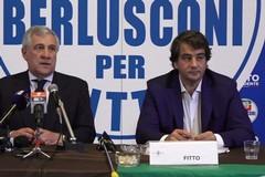 Regionali, Fitto incassa il sostegno convinto di Tajani e Forza Italia