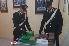 Maxi sequestro di droga: scovati 26 chili di cocaina e 12 di hashish