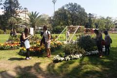 I fiori di Terlizzi alla fiera internazionale di Euroflora di Genova