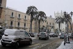 Allerta neve, le raccomandazioni della Protezione civile