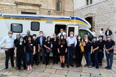 Coronavirus, ieri in piazza Cavour effettuati test sierologici (FOTO)