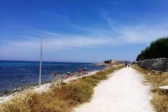 Ordigno a un metro dalla costa, ultimate le operazioni a Torre Gavetone
