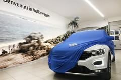 #BARIisROC un TemporaryStore per la presentazione del nuovo Volkswagen T-Roc