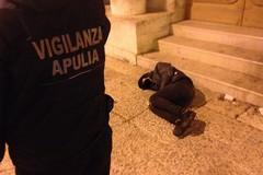 Uomo sotto effetto dell'alcool soccorso dalla Vigilanza Apulia e dal 118