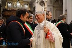 Oggi è il giorno della visita pastorale del vescovo a Terlizzi