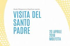 In esclusiva il teaser del logo della visita del Papa