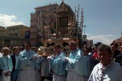 La processione da Santa Maria della Stella a Sovereto - LE FOTO
