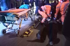 ULTIM'ORA - Anziano in bicicletta cade in corso Vittorio Emanuele, urta contro auto