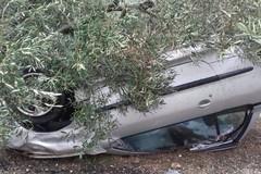 Incidente stradale sulla provinciale 56, altezza contrada Pozzo Lioy