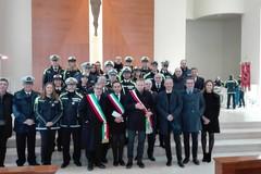 Le polizie locali di Terlizzi, Molfetta e Giovinazzo festeggiano insieme san Sebastiano