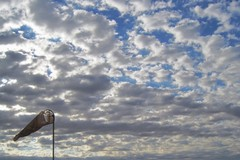 Forti venti di tramontana su Terlizzi