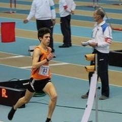 Corsa campestre, ad Altamura secondo posto per Alessia Bechi e Vincenzo Grieco
