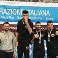 Davide De Chirico è campione italiano di Muay Thai