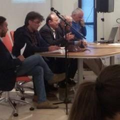 L'Associazione Nostos-amici del Liceo Classico incontra Nicola Pice. Le foto