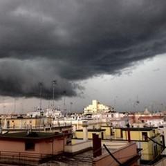 Vento e nuovi temporali previsti su Terlizzi nelle prossime ore