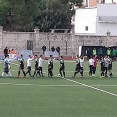 Terlizzi-Corato 0-1, sconfitta casalinga per i rossoblù