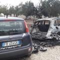 Recuperate due auto rubate. Una è stata ritrovata incendiata