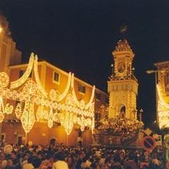 Una luminaria di 100 pali e 180 metri di luci per la Festa Maggiore