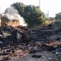 Rifiuti bruciati in via Paradiso: puliAMO Terlizzi dice basta
