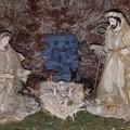 In via Settembrini s'inaugura il presepe semovente nella grotta