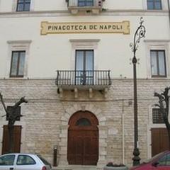 Quel balcone della Pinacoteca che fa storcere il naso