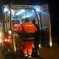 Drammatico incidente sulla Ruvo-Terlizzi, grave una 21enne