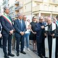 Il sindaco Gemmato a Bari e ad Andria per le commemorazioni del 12 luglio