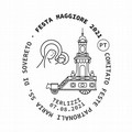 Festa Maggiore: annullo filatelico dedicato al Carro Trionfale