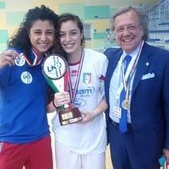 Calcio a 5, premiata anche Marilisa Tricarico: una dedica alla zia Rosaria