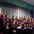 """Il coro della scuola  """"Gesmundo-Moro Fiore """" a Napoli"""