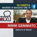 Stasera Ninni Gemmato in diretta su TerlizziViva