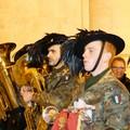 Anche stamattina bersaglieri in marcia lungo le strade di Terlizzi