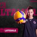Emanuela Altamura confermata nell'organico della Star Volley Bisceglie