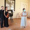 Florangela D'Elia ha conseguito ultimo grado Certificazione Internazionale alla St. Cecilia School Of Music