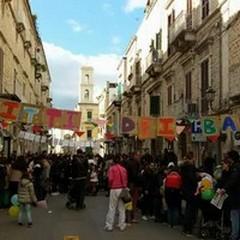FOTO. La festa dei bambini promossa dalla Caritas