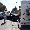Ultim'ora: violento incidente sulla Terlizzi-Ruvo