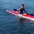 Triplo oro per Vito Tambone al Canoa Giovani di Taranto