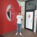 Paolo D'Elia firma per il Bari