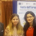 Festa dell'Europa, premiata una studentessa terlizzese