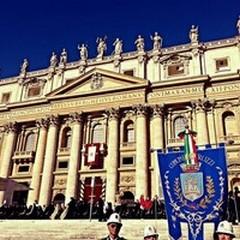 Terlizzi presente a Roma alla Domenica dele Palme, ecco tutto le imamagini