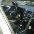 Auto rubata ritrovata in campagna