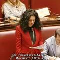Francesca Galizia è la Capogruppo 5 Stelle in Commissione Politiche UE