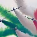 Le Frecce Tricolori a Bari: gli orari dei treni utili per vedere lo spettacolo